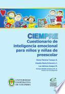 CIEMPRE. Cuestionario de inteligencia emocional para niños y niñas de preescolar