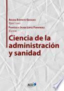 Ciencia de la administración y sanidad
