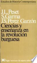 Ciencias y enseñanza en la revolución burguesa