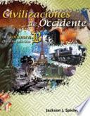 Civilizaciones de Occidente Vol. B