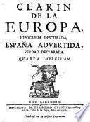 Clarin de la Europa