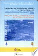 Coastal aquifers intrusion technology : mediterranean countries