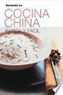 Cocina china rápida y fácil
