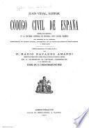 Código civil de España