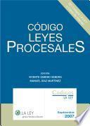 Colección Códigos La Ley. Fondo Editorial Código Leyes Procesales 2007