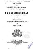 Coleccion de acuerdos, ordenes y decretos, sobre tierras, casas y solares