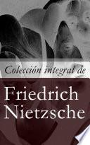 Colección integral de Friedrich Nietzsche