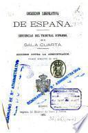 Colección legislativa de España