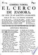 Comedia famosa, el Cerco de Zamora