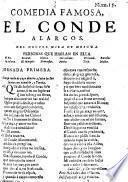 Comedia famosa, El conde Alarcos
