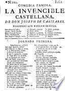 Comedia famosa, La invencible castellana