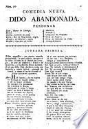 Comedia nueva, Dido abandonada