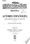 Comedias de Don Pedro Calderón de la Barca: -Vol.2.-Vol.3-Vol.4