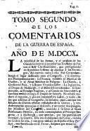 Comentarios de la guerra de España,