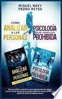 COMO ANALIZAR A LAS PERSONAS + PSICOLOGÍA OSCURA Y MANIPULACIÓN PROHIBIDA