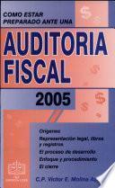 Como estar preparado ante una Auditoria Fiscal