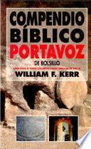 Compendio bíblico Portavoz de bolsillo