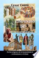Compendio de Historia Universal (I)