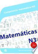 Competencia matemática N3