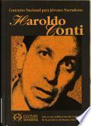 Concurso Nacional para Jóvenes Narradores Haroldo Conti.