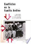 Conflictos en la familia andina