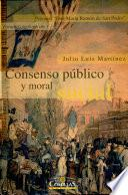 Consenso público y moral social