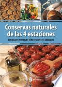 Conservas naturales de las 4 estaciones