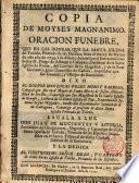 Copia de Moyses magnánimo