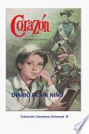 Corazón Diario de un niño