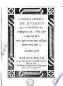 Coronica general de España ...