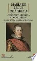 Correspondencia con Felipe IV.