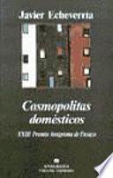 Cosmopolitas domésticos