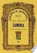 Crónica de la provincia de Zamora