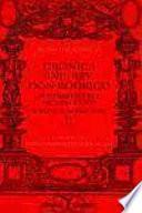 Crónica del rey don Rodrigo