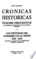 Crónicas históricas: fulgores democraticos