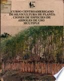 Curso Centroamericano de Silvicultura de Plantaciones de Especies de Arboles de Uso Multiple