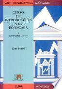 Curso de introducción a la economía