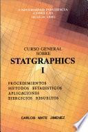 Curso general sobre Statgraphics