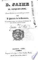 D. Jaime el conquistador