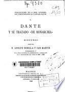 Dante y su tratado De Monarchia