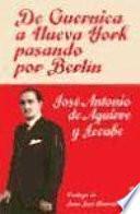De Guernica a Nueva York pasando por Berlín