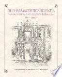 De Pharmaceutica scientia