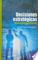 Decisiones estratégicas