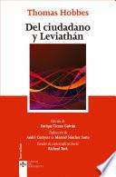 Del ciudadano y Leviatán