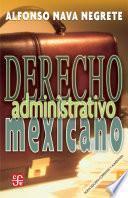 Derecho adminstrativo mexicano