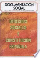 Derechos Sociales Y Constitucion Espanola