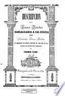 Descripción de los honores fúnebres consagrados a los restos del libertador Simón Bolívar