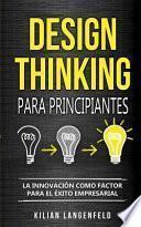 Design Thinking para principiantes