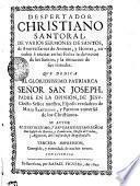 DESPERTADOR CHRISTIANO SANTORAL