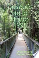 DespuŽs de la Huida 1975